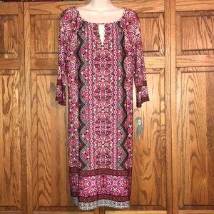 London Times dress